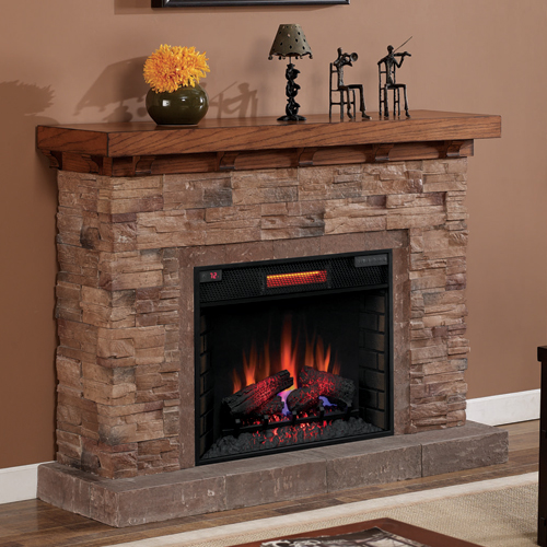 Electric Electric Fireplaces And Mantels