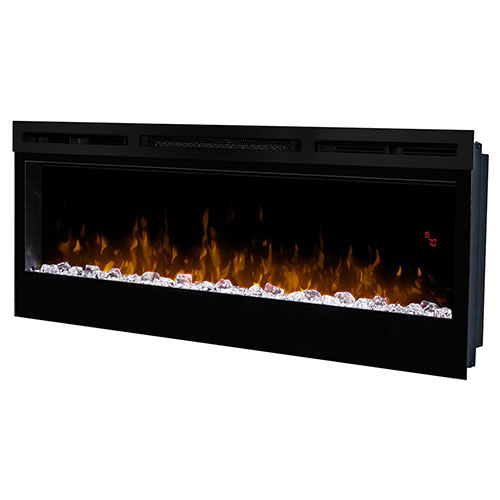 50 Prism Series Linear Electric Fireplace Dimplex Electric Fireplaces