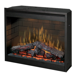 "30"" Traditional Purifire Electric Fireplace - DImplex"