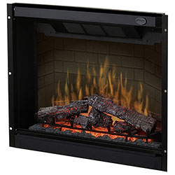 "32"" Traditional Purifire Electric Fireplace - DImplex"