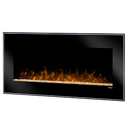 "43"" Dusk Linear Electric Fireplace And Surround - Dimplex"