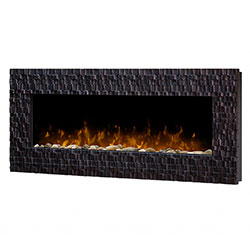 "42"" Wakefield Linear Electric Fireplace And Surround - Dimplex"