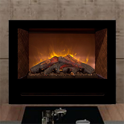 "36"" Home Fire Custom Electric FIreplace - Modern Flames"